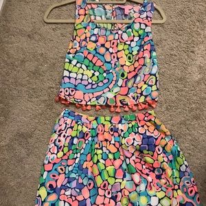 Lilly Pulitzer Two Piece